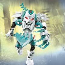 Разглобяем робот Frost beats от серията Hero 5