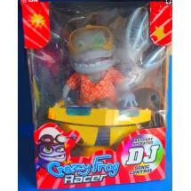Музикална играчка DJ racer Crazy frog
