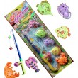 Занимателна игра на риболов Fish in farm 3