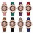 Дамски луксозен часовник с инкрустирани кристали W WATCH4 1