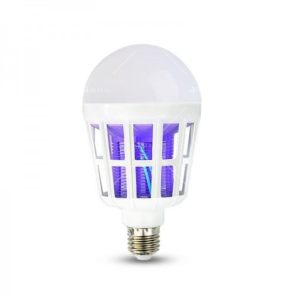 LED крушка против комари с адаптор за стена TV313 2
