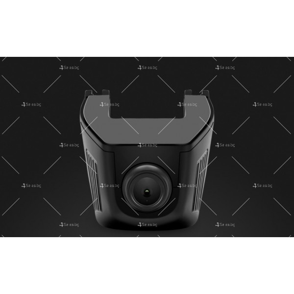 Видеорегистратор с две камери + WiFi и 1080p качество AC41 18