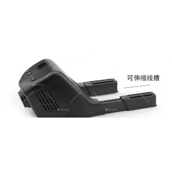 Видеорегистратор с две камери + WiFi и 1080p качество AC41 20