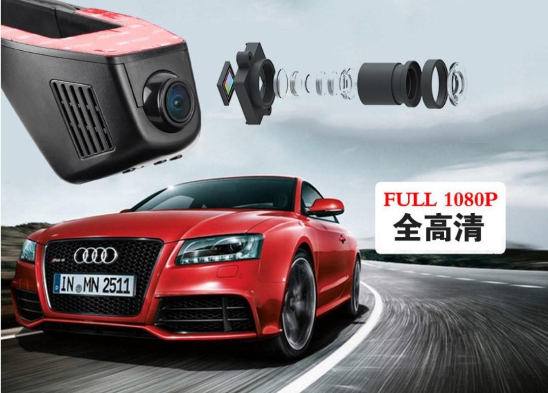 Видеорегистратор с две камери + WiFi и 1080p качество AC41 22