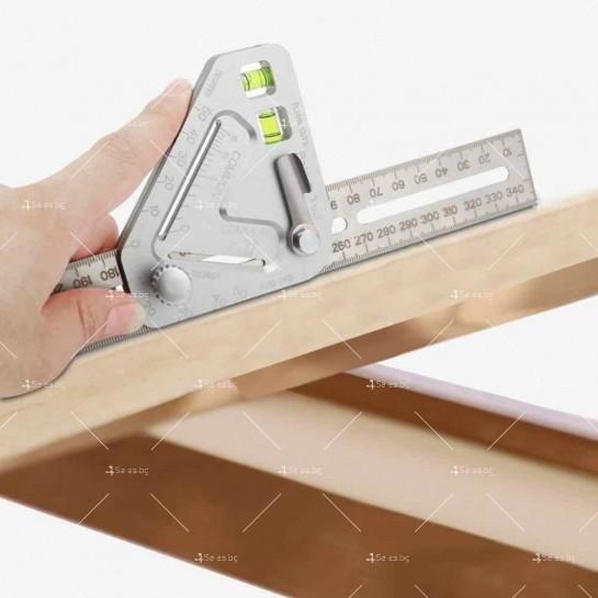 Комбиниран, многофункционален уред за прецизно измерване tv657