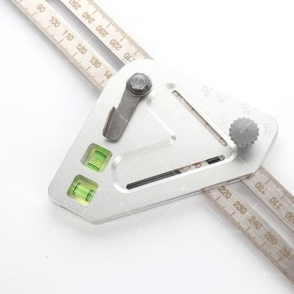 Комбиниран, многофункционален уред за прецизно измерване tv657 5