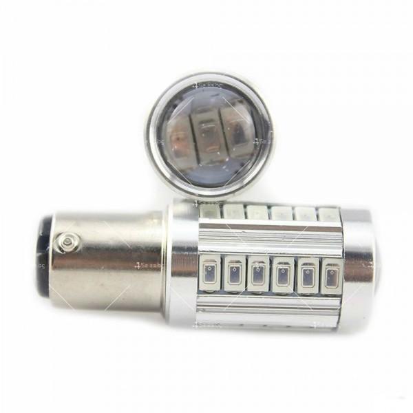 LED светлина за кола за заден ход и мигачи 1157 CAR LED29 2