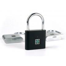 Интелигентен USB катинар с пръстов отпечатък