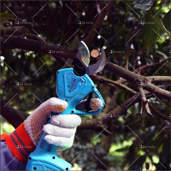 Мултифункционални електрически градинарски ножици TV730