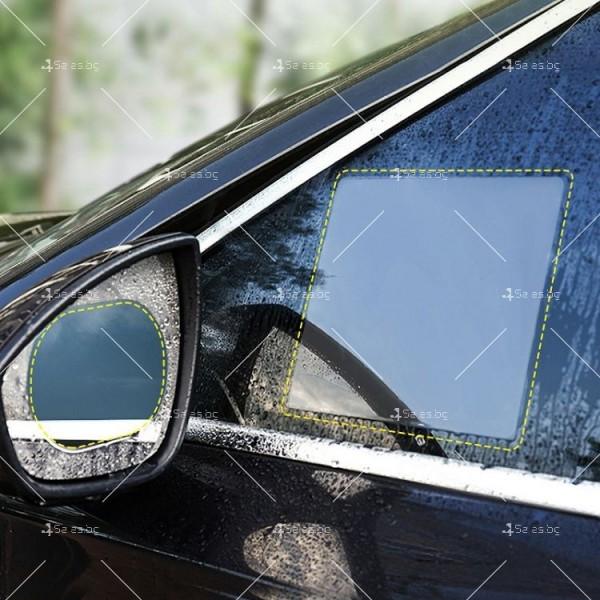 Защитно фолио за огледалата за обратно виждане и стъклата на автомобила FOLIO 14