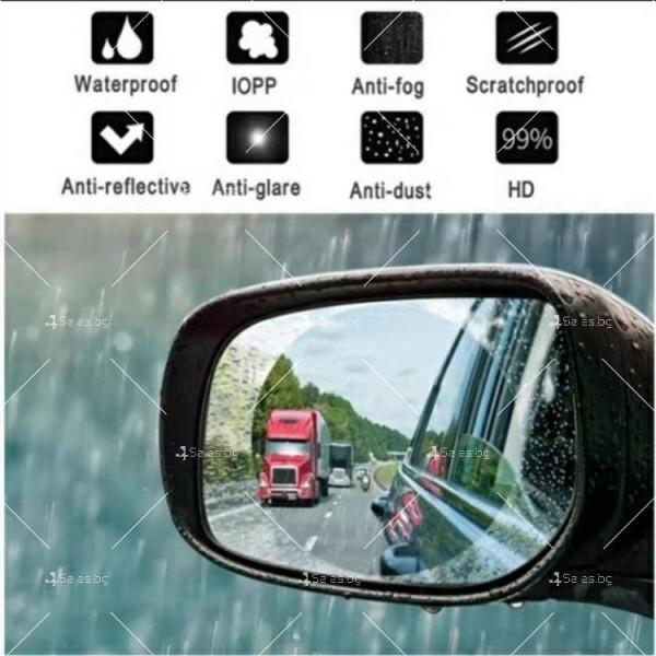 Защитно фолио за огледалата за обратно виждане и стъклата на автомобила FOLIO 15