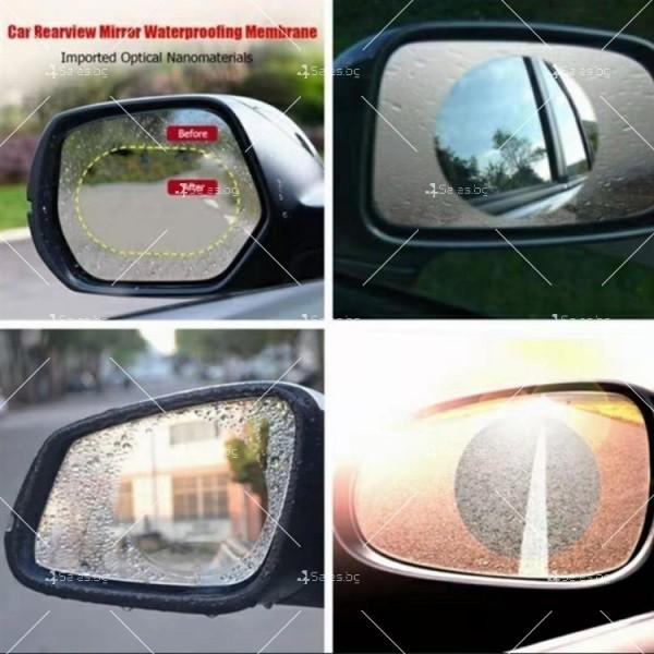 Защитно фолио за огледалата за обратно виждане и стъклата на автомобила FOLIO 16