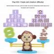 Образователна семейна игра Аз уча цифрите TV426 4
