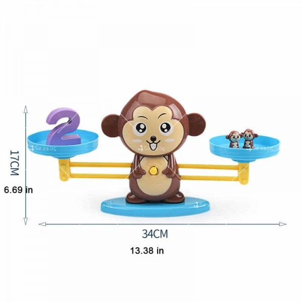 Образователна семейна игра Аз уча цифрите TV426 5