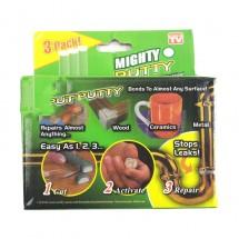 """Пластично лепило от смола на пръчки """"Mighty Putty"""" TV384"""