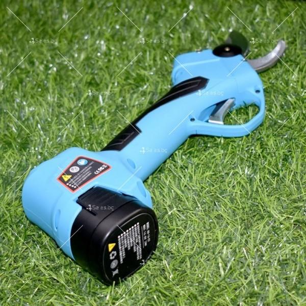 Мултифункционални електрически градинарски ножици TV730 2