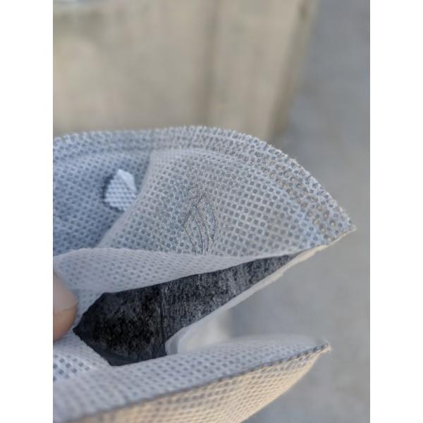 Защитна предпазна маска KN95 Респиратор за лице с активен въглен 7степенна защита 13