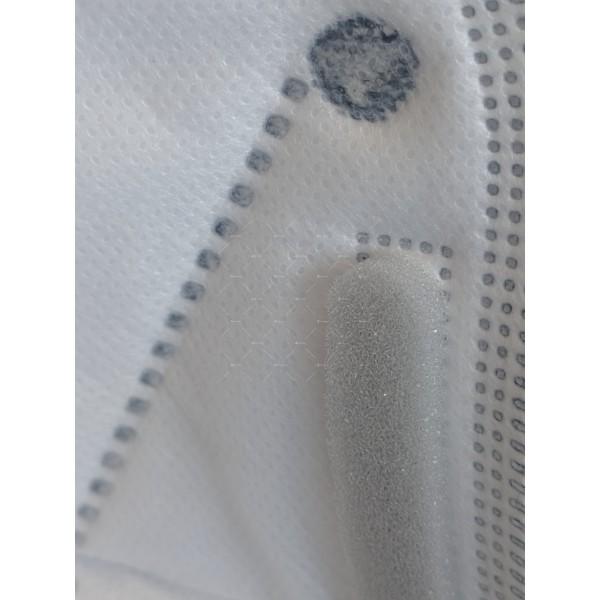 Защитна предпазна маска KN95 Респиратор за лице с активен въглен 7степенна защита 14