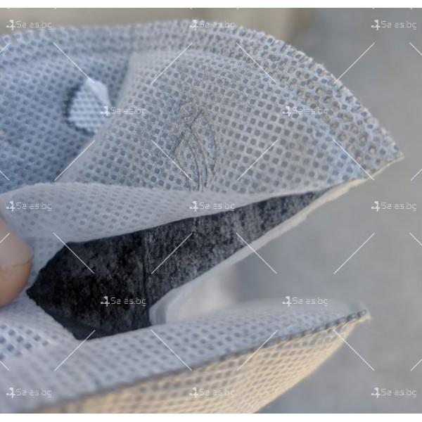 Защитна предпазна маска KN95 Респиратор за лице с активен въглен 7степенна защита 27