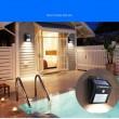Соларно осветление за градина/двор с 20/25/30 LED светлини H LED2 3