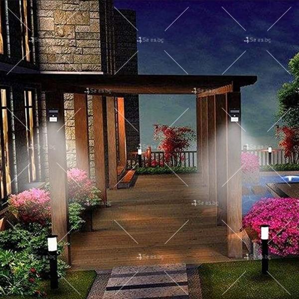 Соларно осветление за градина/двор с 20/25/30 LED светлини H LED2 17