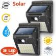Соларно осветление за градина/двор с 20/25/30 LED светлини H LED2 20