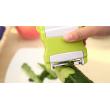 Сгъваем многофункционален нож за белене на плодове и зеленчуци, ренде TV39 1