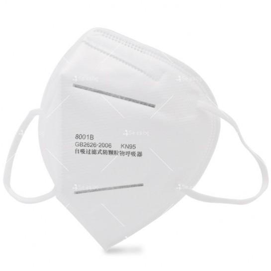 Защитна филтрираща маска за лице KN95 FFP2