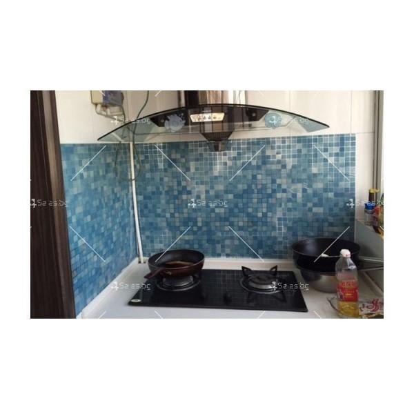 Самозалепващо алуминиево или цветно PVC фолио за плот TV239 28