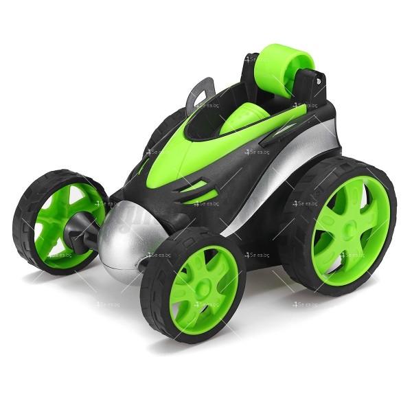 Детска кола с дистанционно управление 4