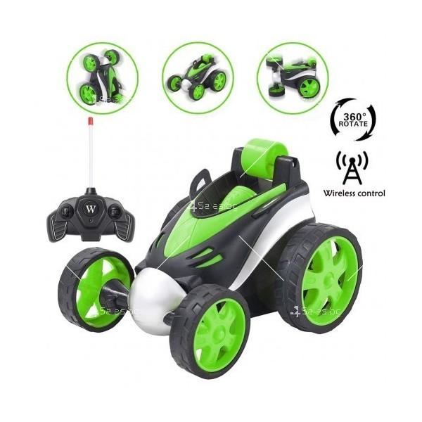 Детска кола с дистанционно управление 5