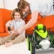 Детска кола с дистанционно управление 7
