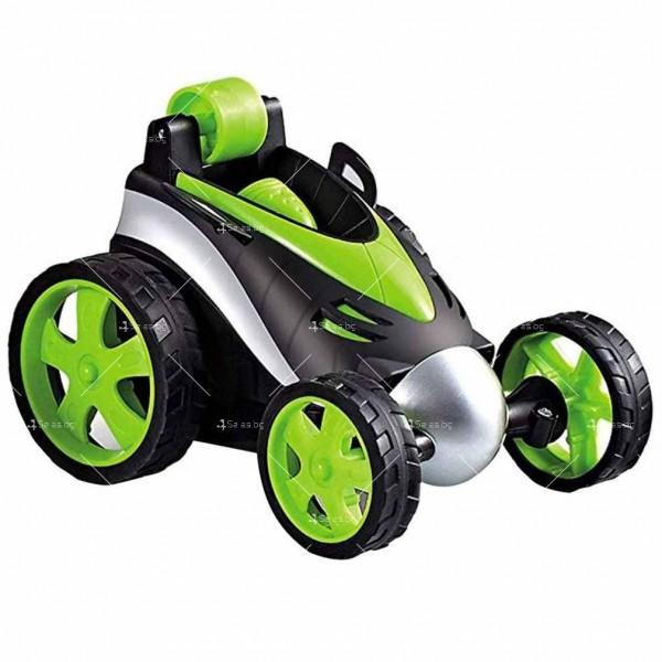 Детска кола с дистанционно управление 9