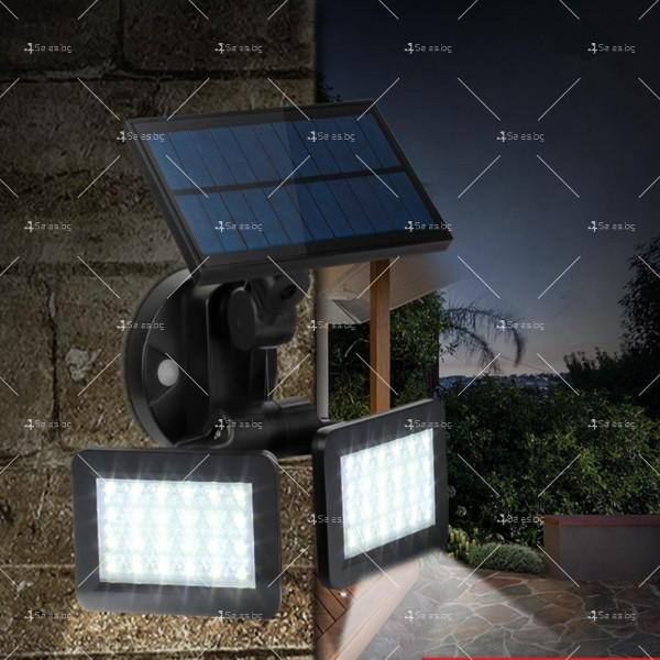 Градинска соларна лампа 8
