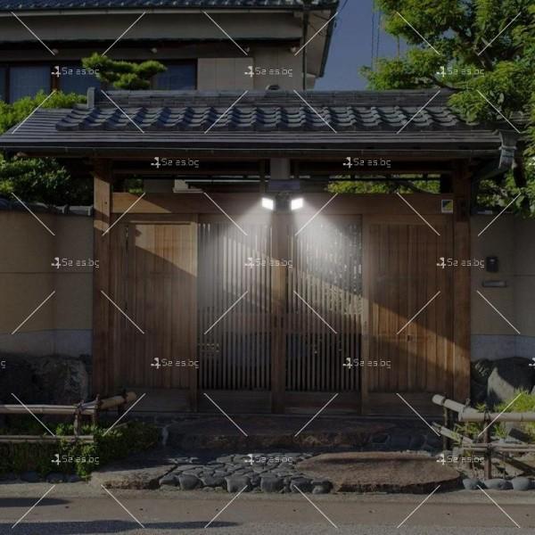 Градинска соларна лампа 9