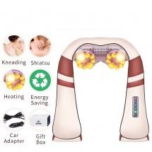 Регулируема възглавница яка за масаж
