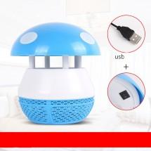 Лампа против комари с USB за дома и детската стая TV312