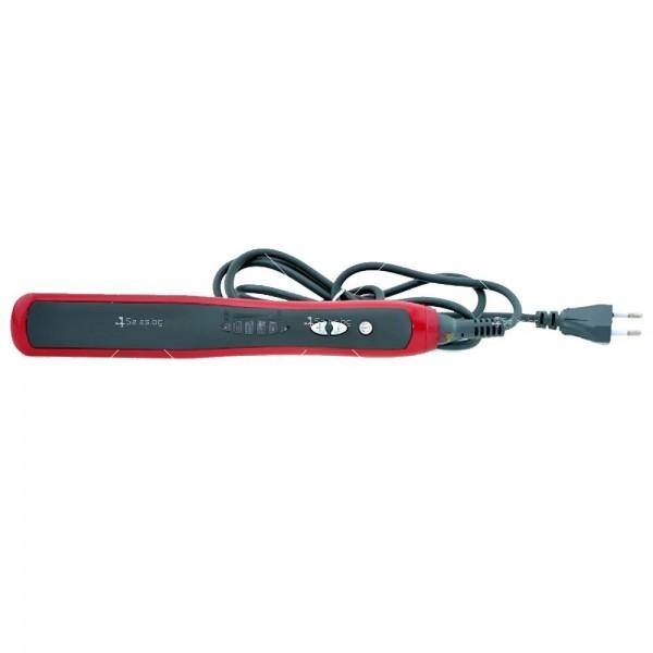 Електрическа четка за коса с турмалиново покритие за идеално изправяне 7