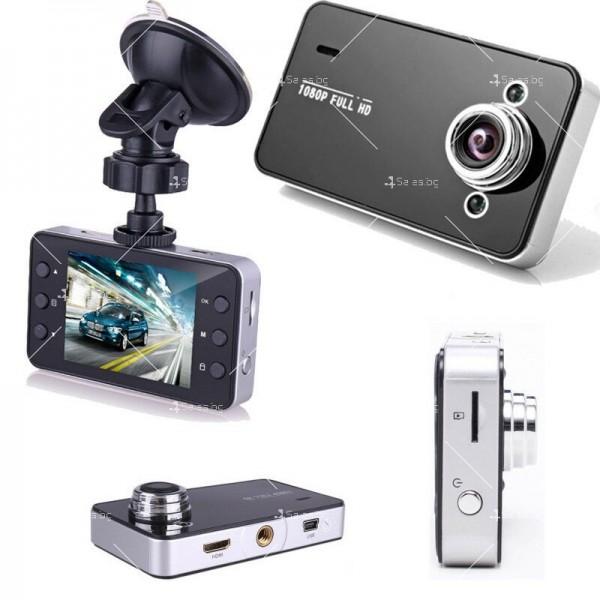 CAR DVR Компактна камера с Full HD 1080P