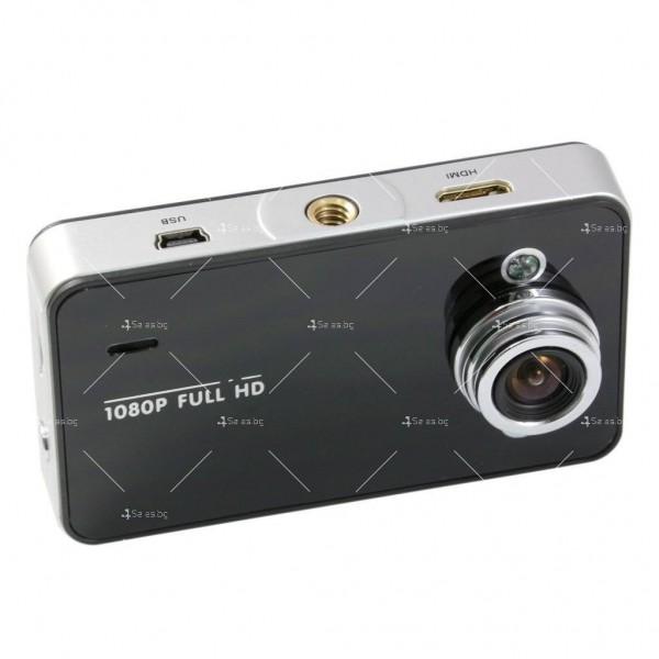 CAR DVR Компактна камера с Full HD 1080P 4