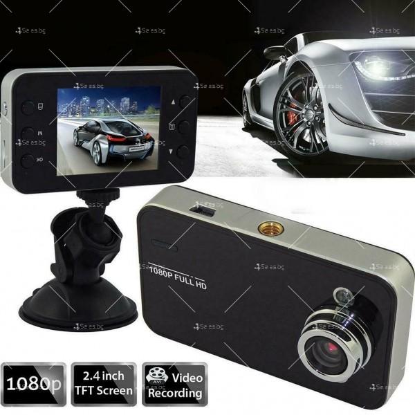CAR DVR Компактна камера с Full HD 1080P 8