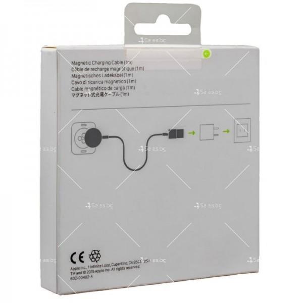 Зарядно за смарт watch магнитен кабел за зареждане 4