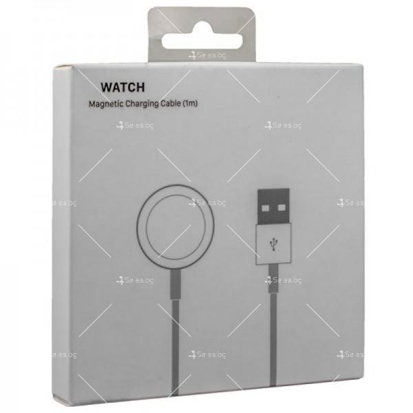 Зарядно за смарт watch магнитен кабел за зареждане 3