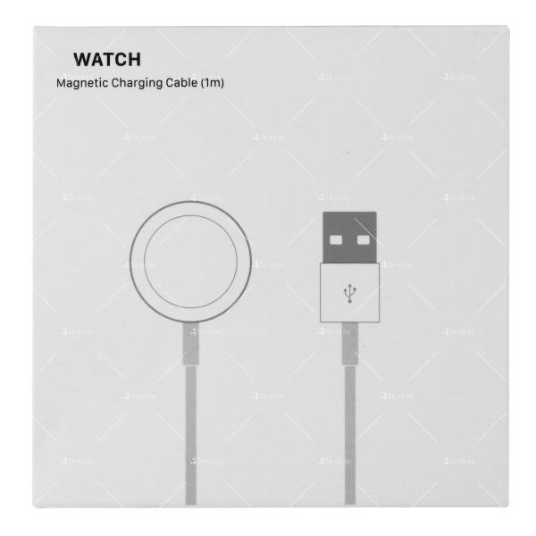 Зарядно за смарт watch магнитен кабел за зареждане 5