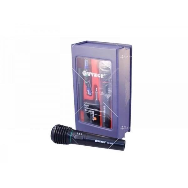 Безжичен микрофон WG-308E 1