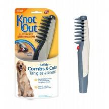 Инструмент за грижа за козината на домашни любимци - Knot Out Pet TV464