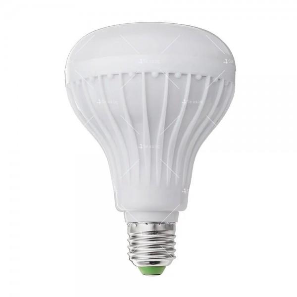 Музикална крушка със светодиодно осветление и дистанционно – 13 цвят TV483 7