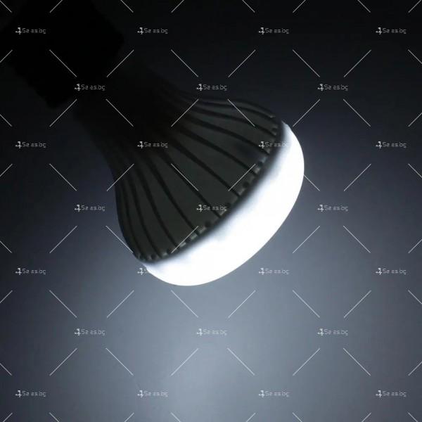 Музикална крушка със светодиодно осветление и дистанционно – 13 цвят TV483 15