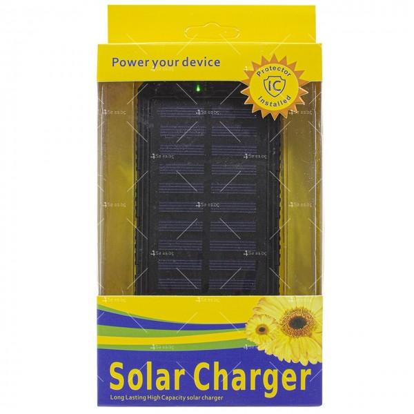 Устойчива външна соларна батерия