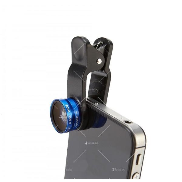 Малък обектив за телефон TV238 4